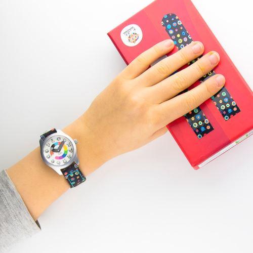 sélectionner pour véritable livraison rapide profiter de prix bas Montre enfants Animaux bracelet Pois Twistiti - Montre Mixte ...