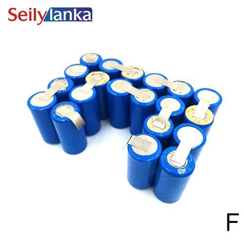 Batterie 15Ah 24V F Ni-Mh 90x33mm pour Vélo électrique personnalisable pour Sachs 20KR-7000F, 802889