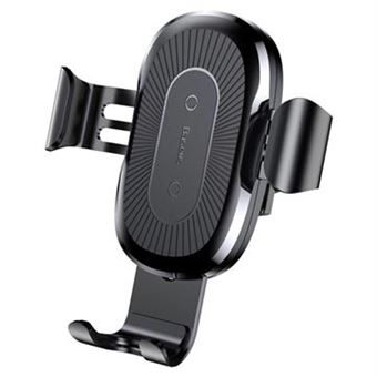 Support & Chargeur Induction Voiture Smartphone