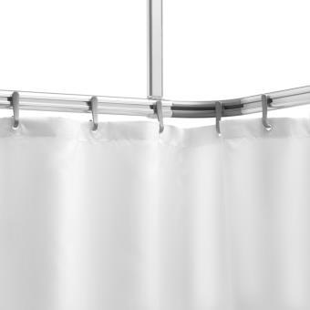 Sealskin 276623005 kit complet de easy roll rideau de douche ...