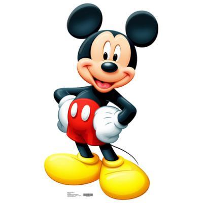 Figurine Géante ''Mickey Mouse''