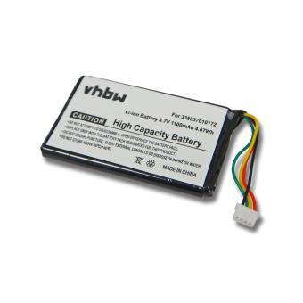 BATERIA 1100mAh para Medion GoPal E4125 T0052 MD96536
