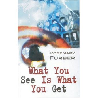 What You See Is What You Get Rosemary Furber Broche Rosemary