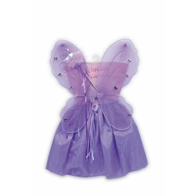 Déguisement de la petite fée violette pour enfants Léa