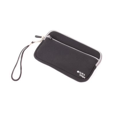 Housse étui noir + poignée pour Sony Action Cam HDR-AS15, Action Cam HDR-AS30V