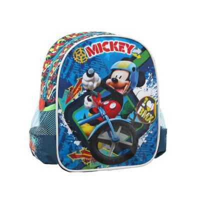 Sac a dos Mickey Mouse - 30 x 25 cm - Maternelle et Loisirs