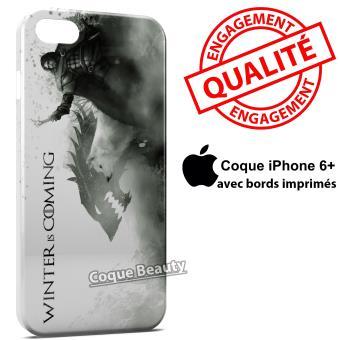 coque iphone 6 plus game of thrones
