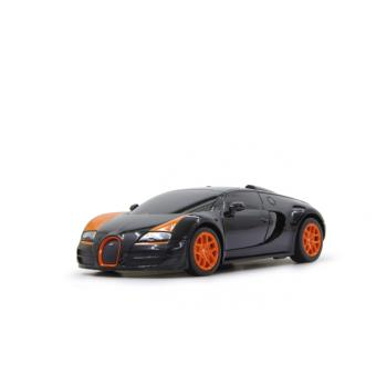 voiture radiocommand e bugatti veyron 1 24 voiture radio command achat prix fnac. Black Bedroom Furniture Sets. Home Design Ideas