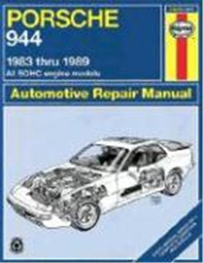 Porsche 944, 1983-1989