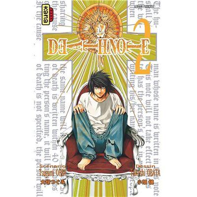 Death note - Tome 2 Ohba Tsugumi
