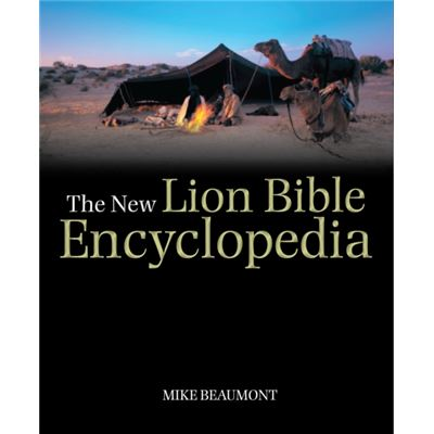 The New Lion Bible Encyclopedia (Hardcover)