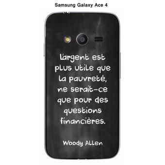 Coque Samsung Ace 4