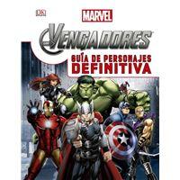 Vengadores, los-guia de personajes