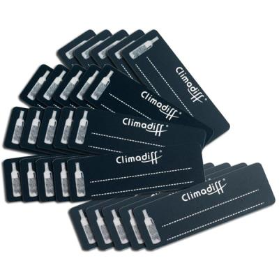 CLIMADIFF - Lot de 25 étiquettes pour clayette - ACI-CLI487x5
