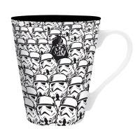 Caneca Troopers & Vador - Star Wars