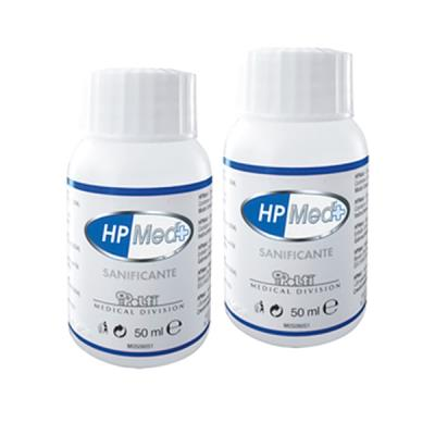 2 flacons 50ml steam disinfector Polti PAEU0244
