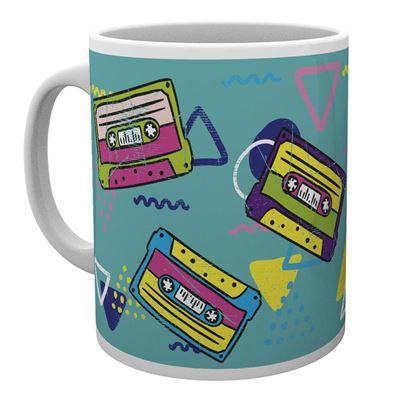 Tasse Retro Chic Cassettes