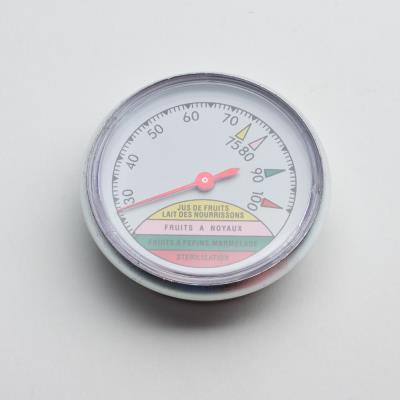 GUILLOUARD - Thermomètre Cadran rond pour Stérilisateur*