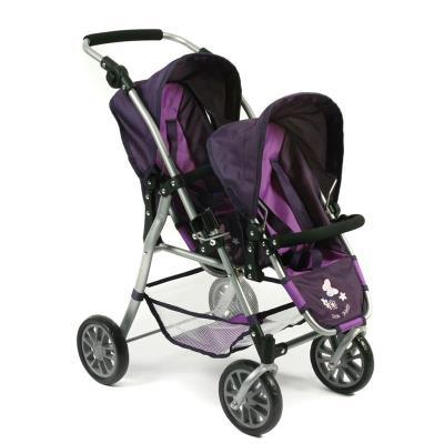 Bayer Chic 2000 691 25 Le buggy Twinny - Prune