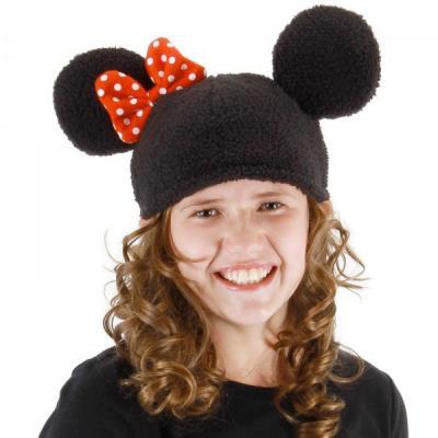 Bonnet Minnie Mouse pour enfant