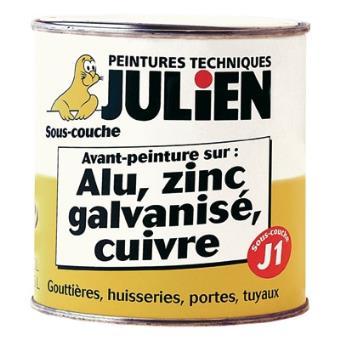 Sous Couche Alu, Zinc, Cuivre, Galvanisé   500 Ml   JULIEN, Top Prix | Fnac