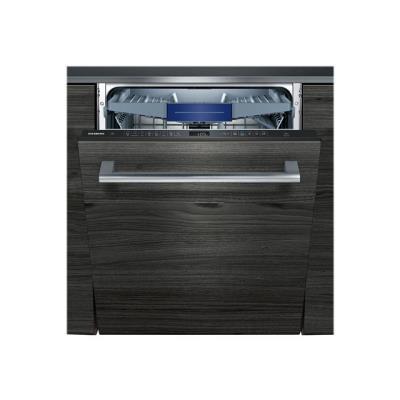 Siemens iQ500 SN658X02ME - Lave-vaisselle - intégrable - Niche - largeur : 60 cm - profondeur : 55 cm - hauteur : 81.5 cm