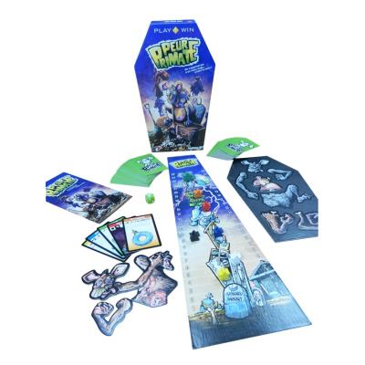 Play And Win - Peur Primate