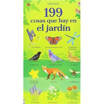 199 cosas que hay en el jardin