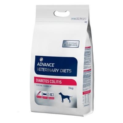 Advance diabetes colitis canine - 3 kg