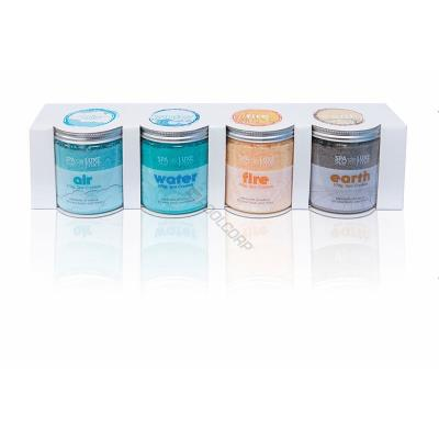 Aquafinesse 4 Pots De Cristaux Parfumes Special Water Europe B.V. B002013