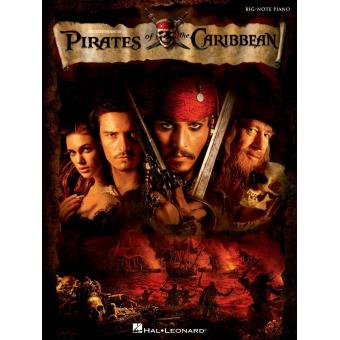 Pirates of the Caribbean - Big Note Songbook - Paperback - 2009