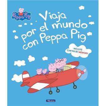 Peppa pig-viaja por el mundo con pe