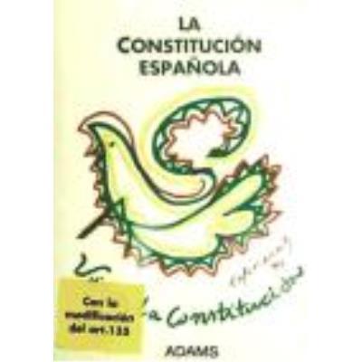 Constitucion Española - Adams