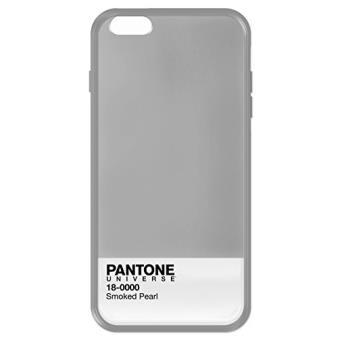 Coque de marque pantone pour iphone 6 plus gris smoke pearl