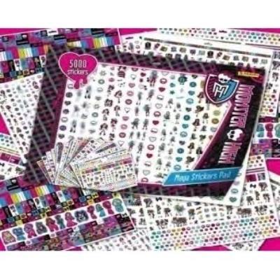 Panini - 5000 stickers monster high p-700019400912