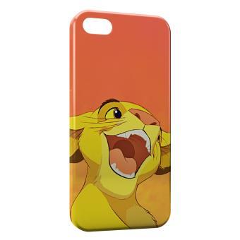 Coque iPhone 6S Simba Le Roi Lion