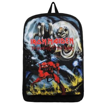 Mochila Rucksack Classic Iron Maiden - Number of The Beast