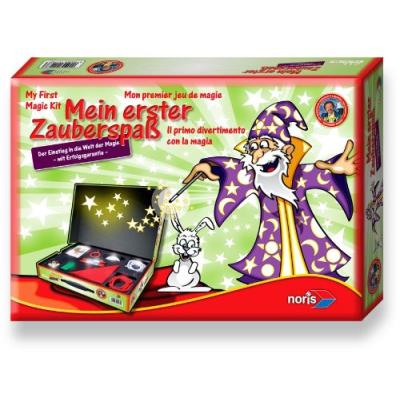 Noris - 606321163 - kit magique - mon premier spectacle de magie