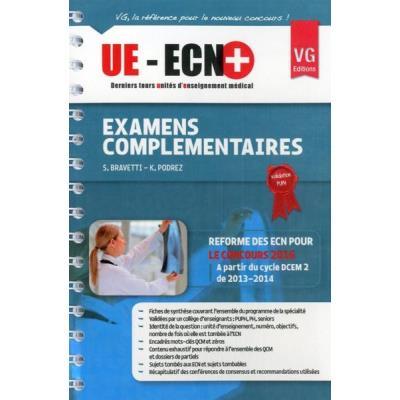 Ue Ecn + Examens Complementaires