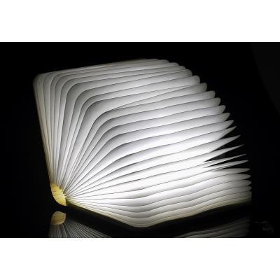 Avecbatterie Heures D Lumens6 Livre Forme Pliant 2500mah 500 Lampe AjL54R