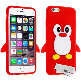 coque iphone 6 pingouin
