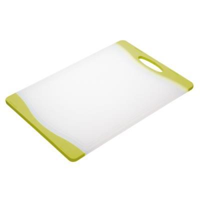 Kitchen craft colourworks planche à découper réversible vert 35 cm x 24 cm
