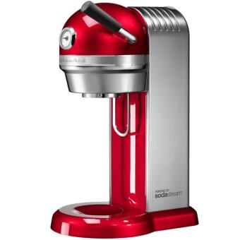 Machine soda Kitchenaid 5KSS11221CA/1 Rouge pomme d'amour
