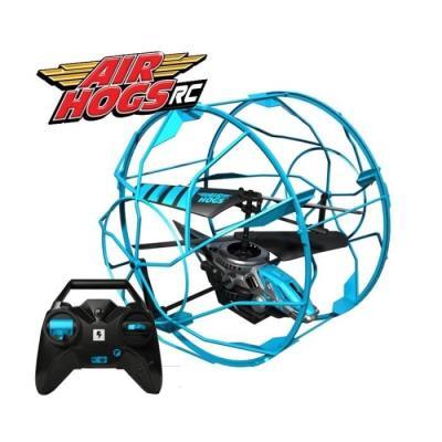 Airhogs rollercopter radiocommandé bleu