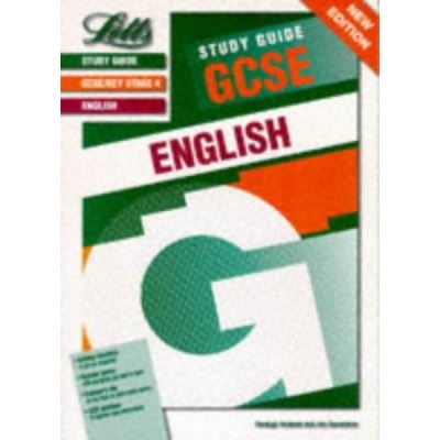 GCSE Study Guide English - [Livre en VO]