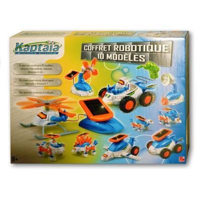 Science et Nature : Coffret robotique 10 modèles Kaptaia