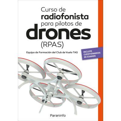 Curso De Radiofonista Para Pilotos De Dornes - [Livre en VO]