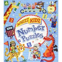 Whizz kidz: number puzzles