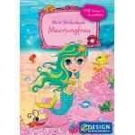 Avery Zweckform 57796 Stickers-Livres De Jeu Pour Enfant Avec Sirène Motivbuch Autocollants, 112