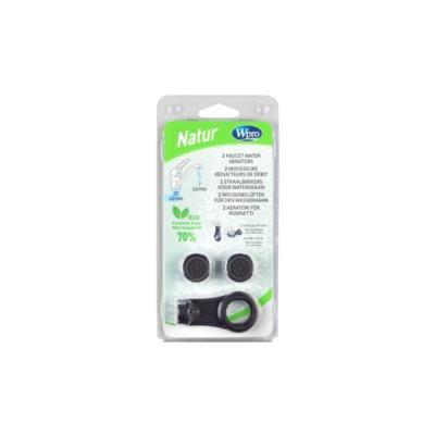 Accessoire lave-linge WPRO 2 mousseurs + 1 clé